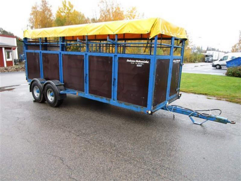 Viehanhänger des Typs Sonstige Djurkärra 6m, Gebrauchtmaschine in Värnamo (Bild 1)