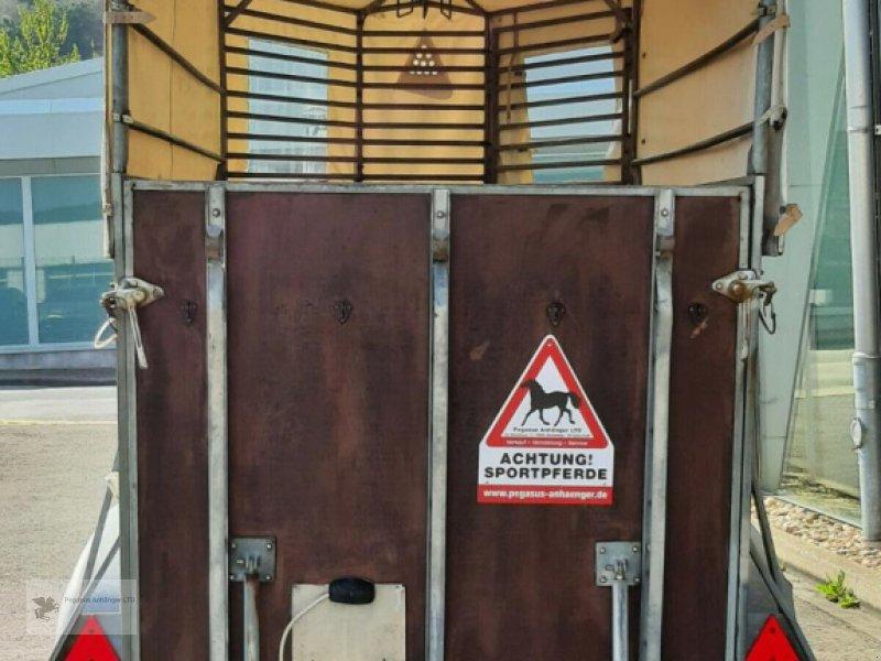 Viehanhänger des Typs Sonstige Duis Viehtransporter Pferdeanhänger 1,5to, Gebrauchtmaschine in Gevelsberg (Bild 4)