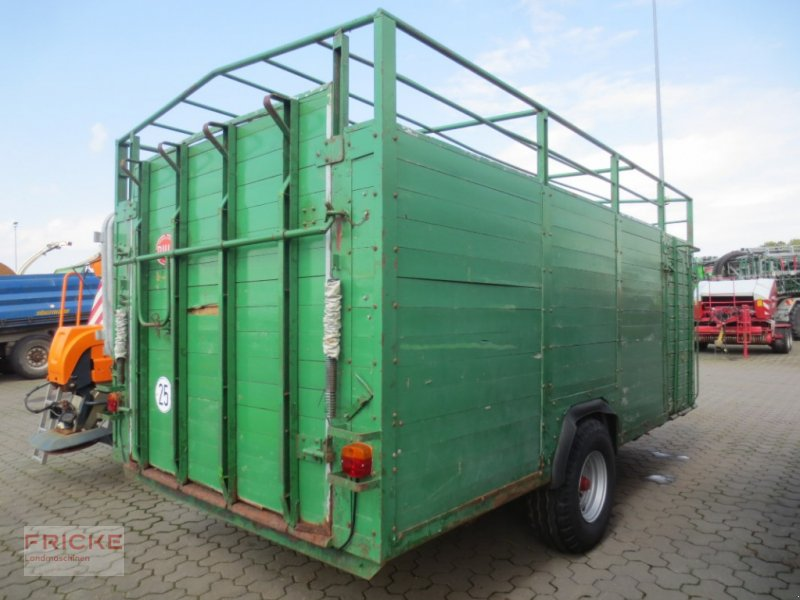 Viehanhänger des Typs Sonstige DUIS, Gebrauchtmaschine in Bockel - Gyhum (Bild 1)