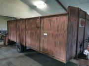 Viehanhänger typu Sonstige Dyretransportvogn med lift, Gebrauchtmaschine v Egtved