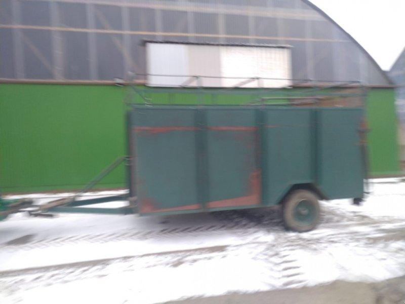 Viehanhänger типа Sonstige Einachsiger Viehanhänger, Gebrauchtmaschine в Liebenwalde (Фотография 1)