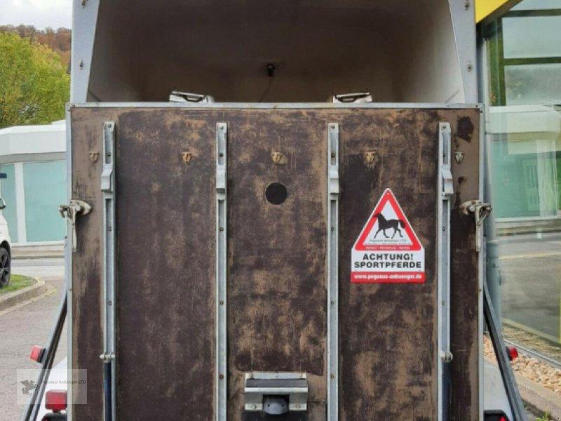 Viehanhänger des Typs Sonstige FB Fahrzeugbau 2-Pferdeanhänger Polydach, Gebrauchtmaschine in Gevelsberg (Bild 4)