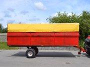 Viehanhänger typu Sonstige GRISEUDLEVERINGSVOGN, Gebrauchtmaschine w Toftlund