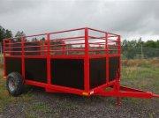 Viehanhänger typu Sonstige Kreaturvogn 4 x 2,1m, Gebrauchtmaschine w Kjellerup