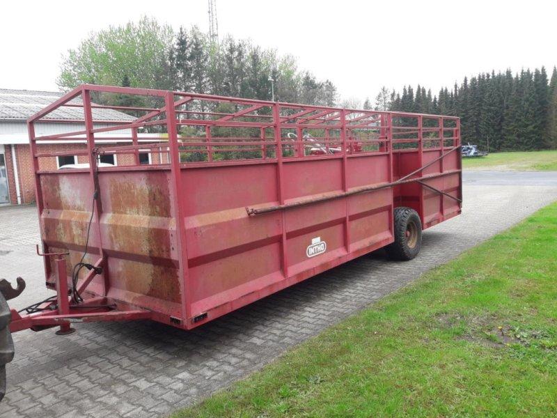 Viehanhänger типа Sonstige KREATURVOGN 7X2,5M, Gebrauchtmaschine в Tim (Фотография 1)
