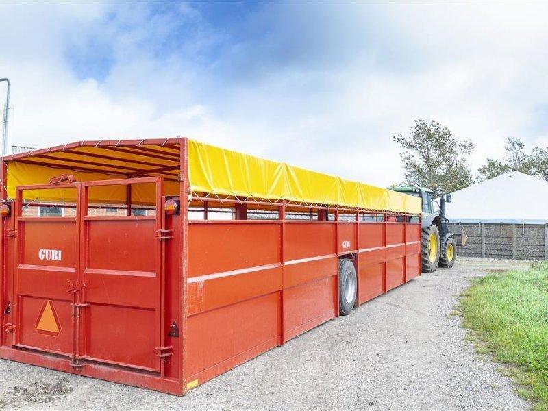 Viehanhänger типа Sonstige Kreaturvogn, Gebrauchtmaschine в Bredebro (Фотография 4)