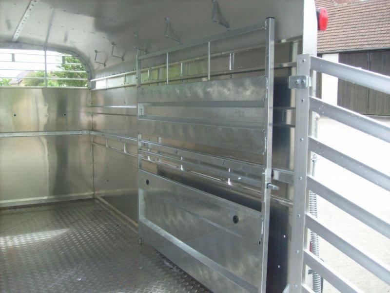 Viehanhänger типа Sonstige L3618H (LS126) Standard-Heckrampe, Neumaschine в Brunn an der Wild (Фотография 2)