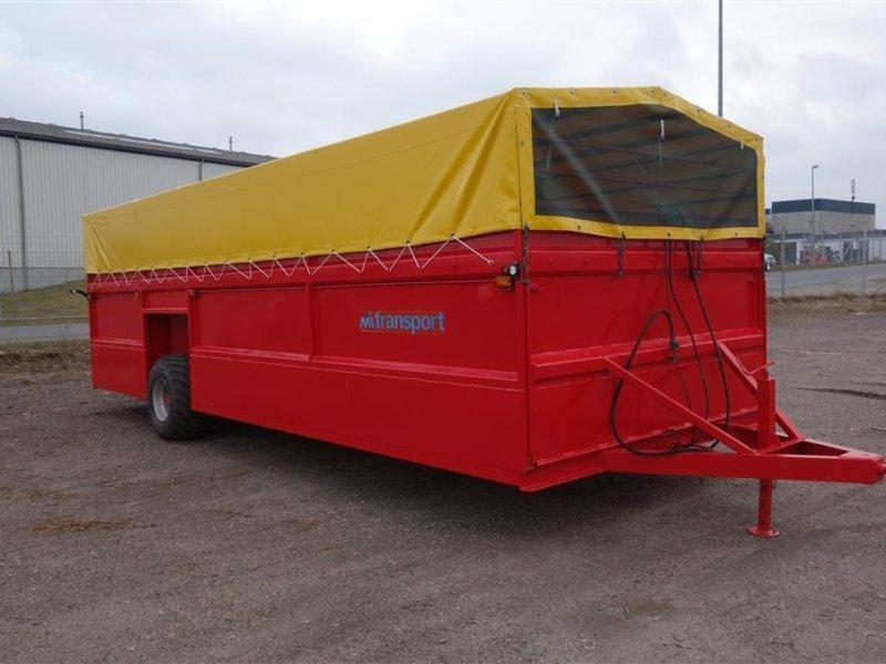 Viehanhänger типа Sonstige MI TRANSPORT, Gebrauchtmaschine в Kjellerup (Фотография 1)
