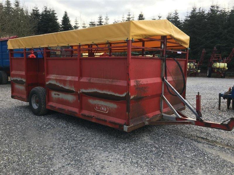 Viehanhänger tip Sonstige S500 Hydraulisk Hæve-sænk, Gebrauchtmaschine in Nimtofte (Poză 1)