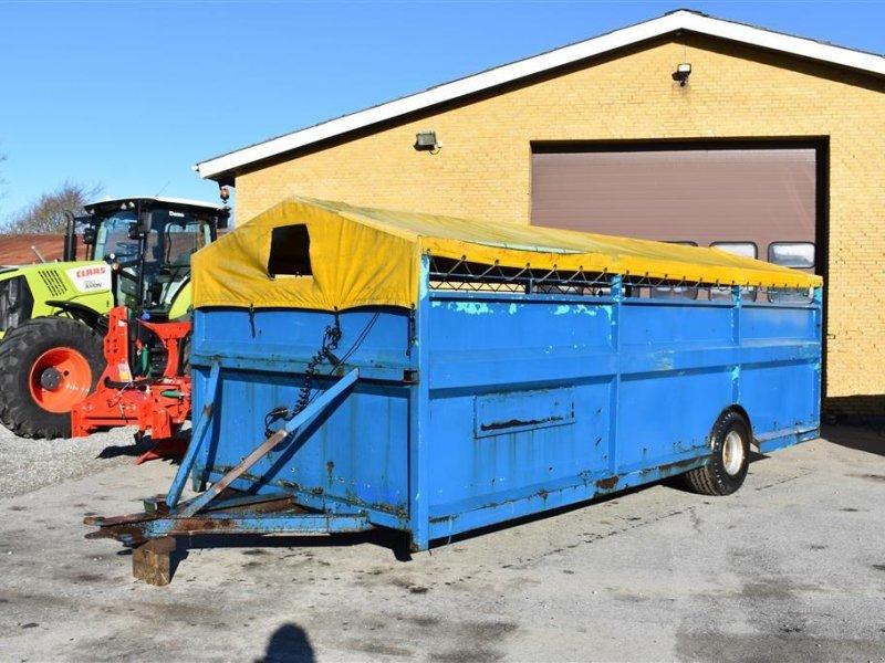 Viehanhänger типа Sonstige Sonstiges, Gebrauchtmaschine в Grindsted (Фотография 1)