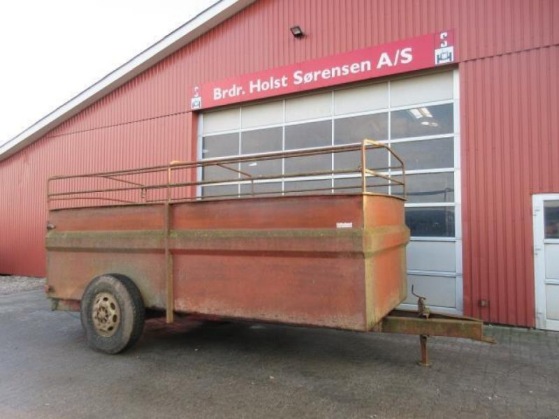 Viehanhänger типа Sonstige Sonstiges, Gebrauchtmaschine в Ribe (Фотография 1)