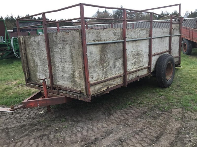 Viehanhänger des Typs Sonstige Sonstiges, Gebrauchtmaschine in Bording (Bild 3)