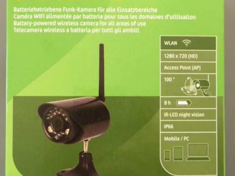 Viehanhänger des Typs Sonstige Trailer-Kamera Smart Cam HD, Neumaschine in Brunn an der Wild (Bild 6)
