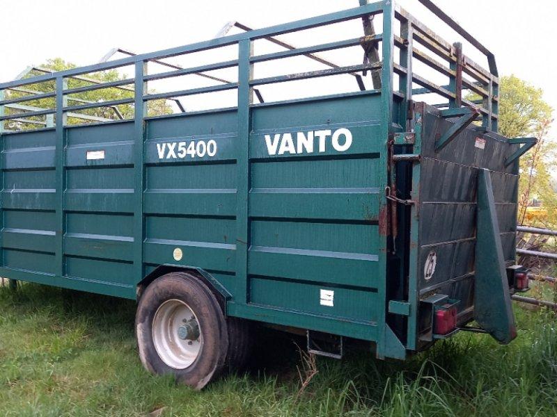 Viehanhänger a típus Sonstige VANTO HVX5400, Gebrauchtmaschine ekkor: Gueret (Kép 1)
