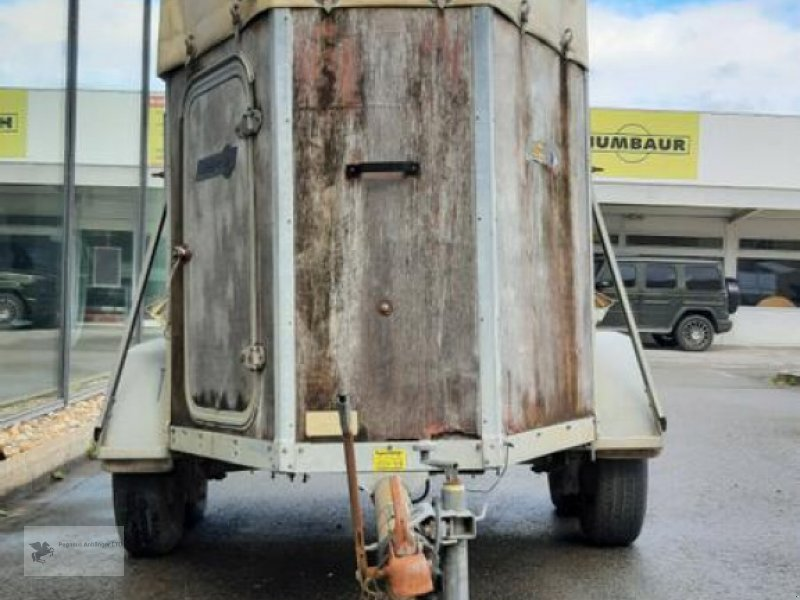 Viehanhänger des Typs Westeria Viehanhänger Bastlerfahrzeug 1,7to, Gebrauchtmaschine in Gevelsberg (Bild 2)