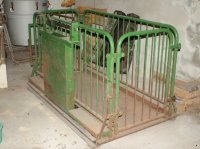 Janner JW41A Весы для скота
