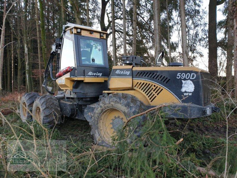 Vollernter des Typs Ecolog 590 D, Gebrauchtmaschine in Pfaffenhausen (Bild 1)