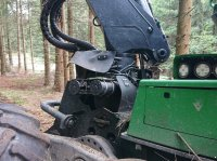 John Deere 1170 E iT4 Autocosechadora