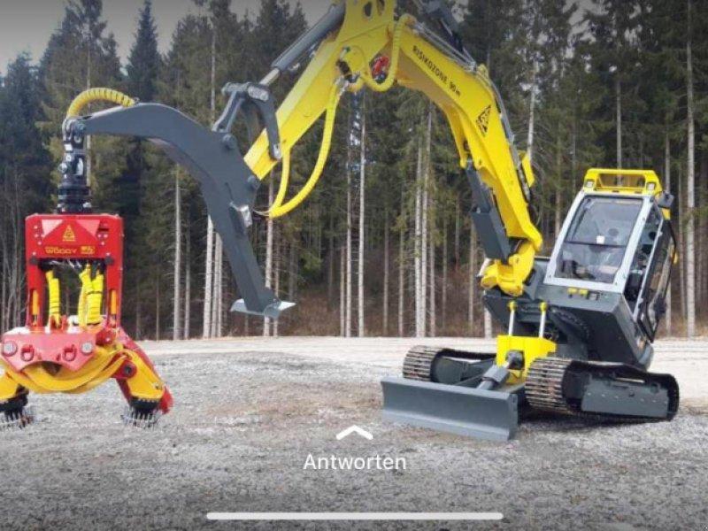 Vollernter des Typs Konrad Forsttechnik KDH40 Woody Harvester, Neumaschine in Hutthurm (Bild 1)