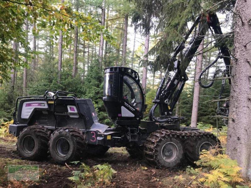 Vollernter des Typs Logset 12H GTE Hybrid, Gebrauchtmaschine in Kirchhundem (Bild 1)
