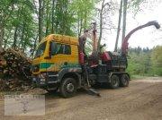 Vollernter typu MusMax Holzhacker WT 11 NMV mit LKW, Gebrauchtmaschine w Pragsdorf