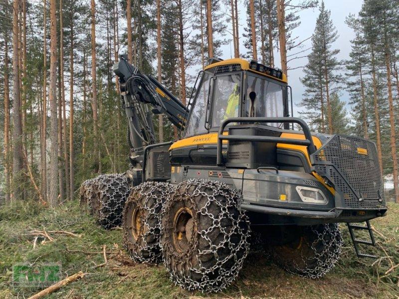 Vollernter des Typs Ponsse Bear 8WD, Gebrauchtmaschine in Leinburg (Bild 1)