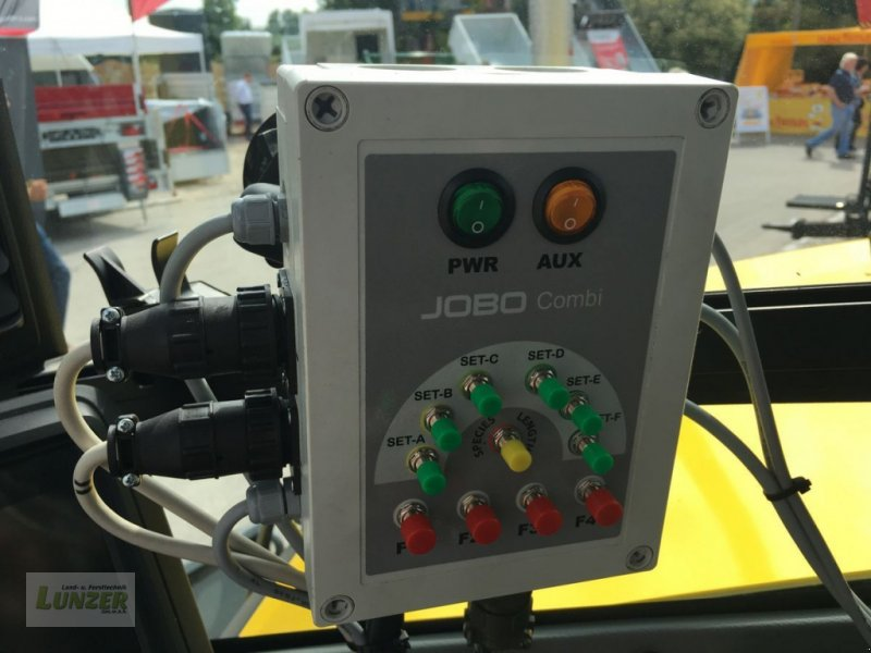 Vollernter des Typs Sonstige JOBO SR75 Combi, Neumaschine in Kaumberg (Bild 5)