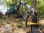 Vollernter des Typs Timberjack 1070 D in Pragsdorf
