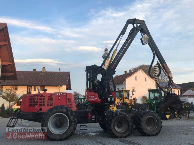 Vollernter des Typs Valmet 911.3 6x6, Gebrauchtmaschine in Mühldorf (Bild 2)