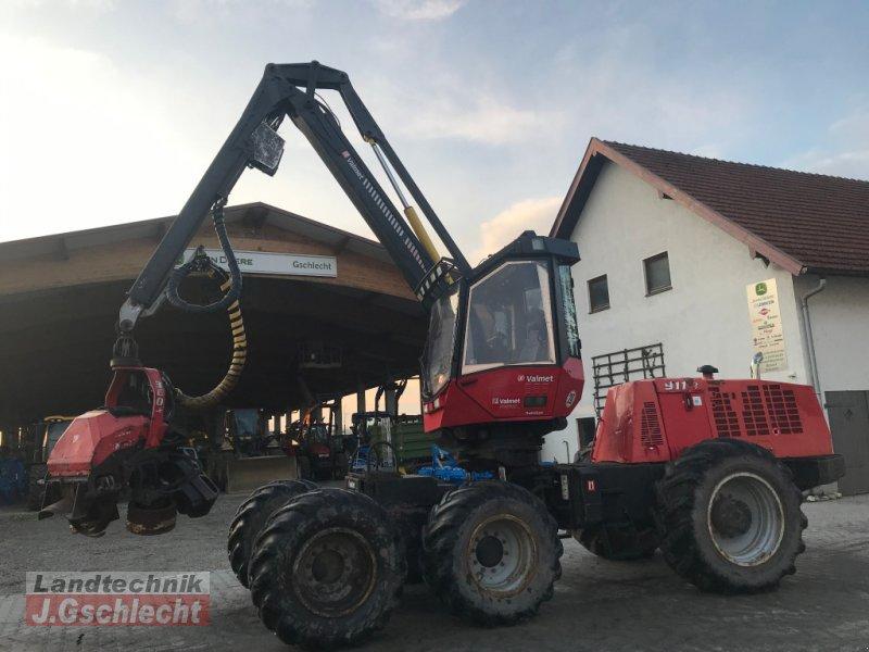 Vollernter des Typs Valmet 911.3 6x6, Gebrauchtmaschine in Mühldorf (Bild 14)