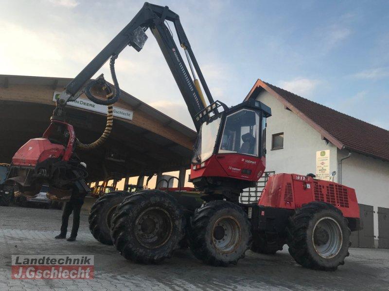 Vollernter des Typs Valmet 911.3 6x6, Gebrauchtmaschine in Mühldorf (Bild 10)