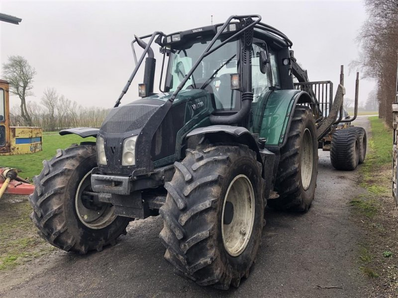 Vollernter tip Valtra N143 Direct Valtra N143 Direct + Moheda 135 4WD, Gebrauchtmaschine in Søllested (Poză 2)
