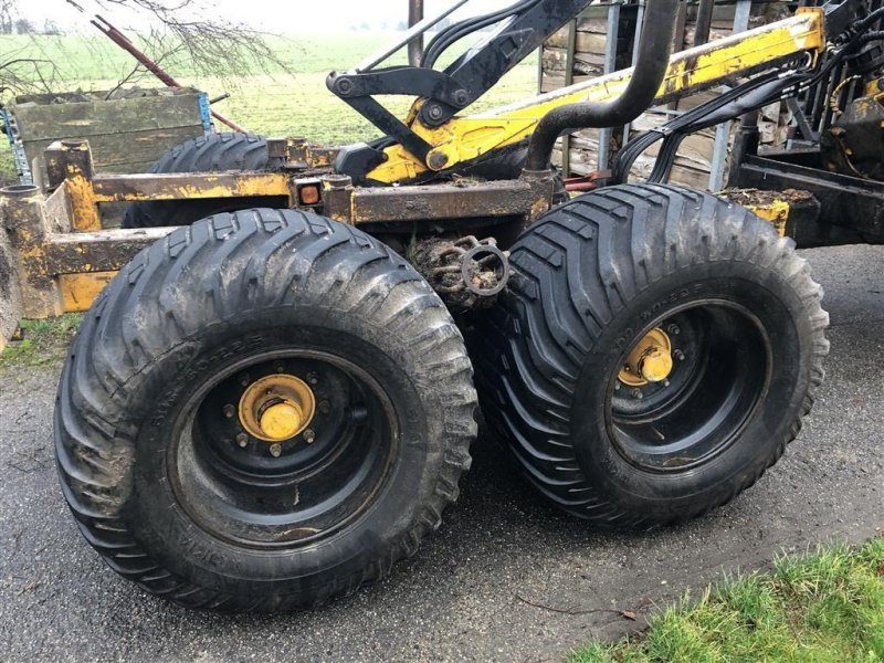 Vollernter tip Valtra N143 Direct Valtra N143 Direct + Moheda 135 4WD, Gebrauchtmaschine in Søllested (Poză 6)