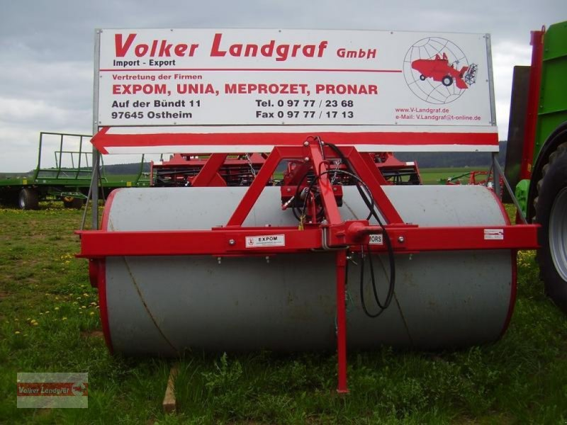 Walze типа Expom Mors, Neumaschine в Ostheim/Rhön (Фотография 1)