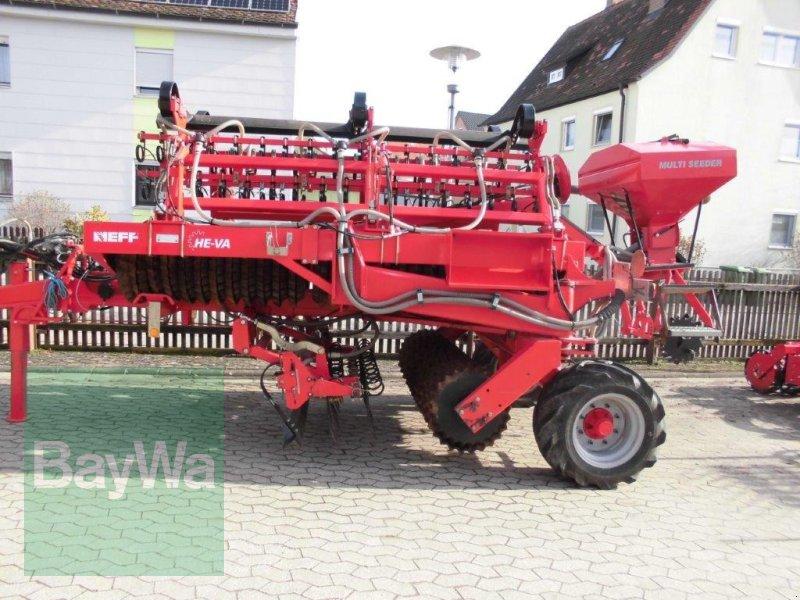 Walze des Typs Güttler HE-VA DK820 Grassroller Prismenwalze mit Schlauchstreuer und Striegel, Gebrauchtmaschine in Dinkelsbühl (Bild 2)