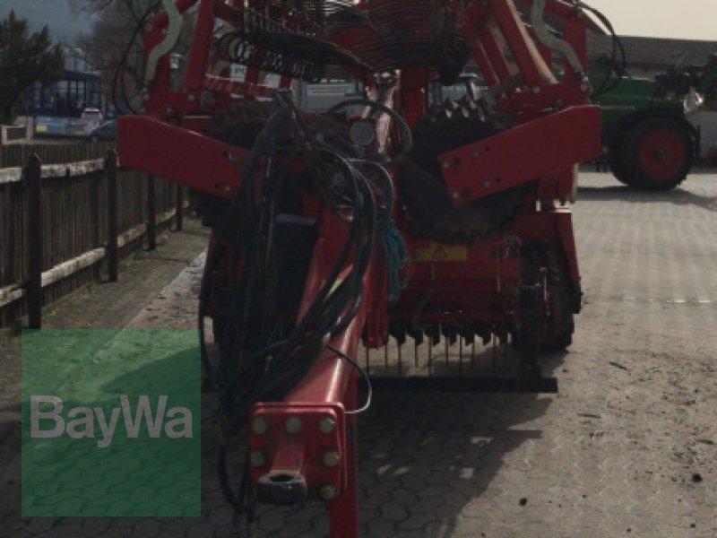 Walze des Typs Güttler HE-VA DK820 Grassroller Prismenwalze mit Schlauchstreuer und Striegel, Gebrauchtmaschine in Dinkelsbühl (Bild 7)