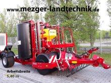 SMS Wiesenwalze mit APV-Streuer Golem 540, Glattwalze Walze