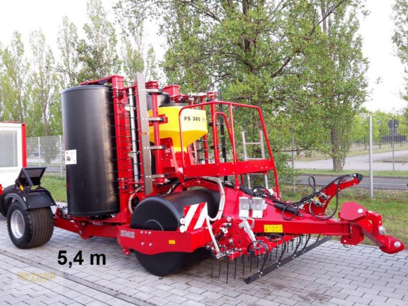 Walze tip SMS Wiesenwalze mit APV-Streuer GOLEM 540, Glattwalze, Neumaschine in Ditzingen (Poză 1)