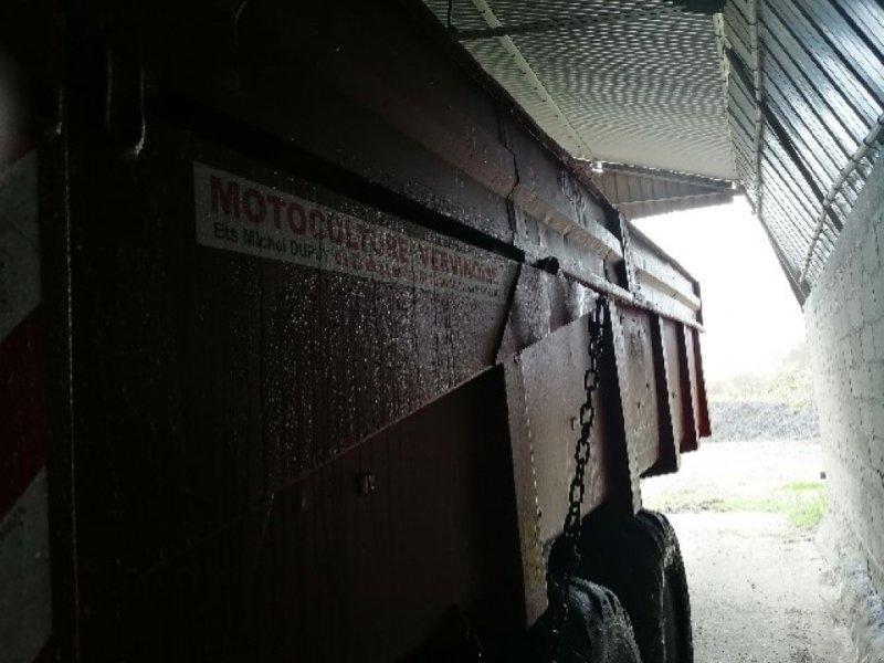 Wannenkipper типа Bennet Brimont 18T, Gebrauchtmaschine в Romigny (Фотография 1)