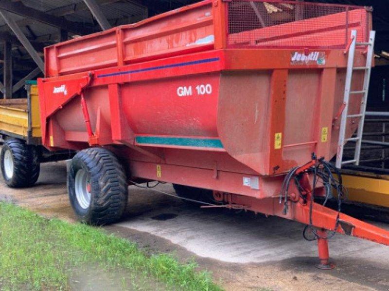 Wannenkipper типа Jeantil GM 100, Gebrauchtmaschine в Gueret (Фотография 1)