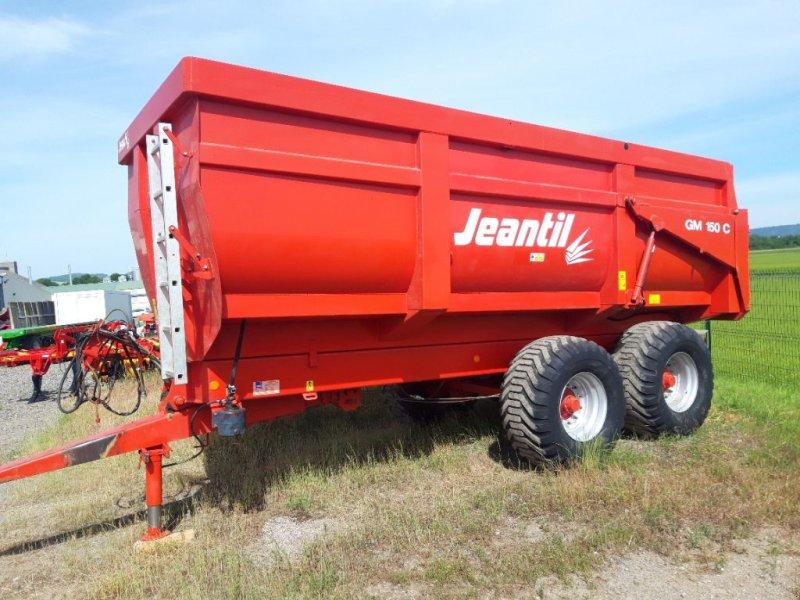Wannenkipper a típus Jeantil GM 150 C, Gebrauchtmaschine ekkor: BRAS SUR MEUSE (Kép 1)