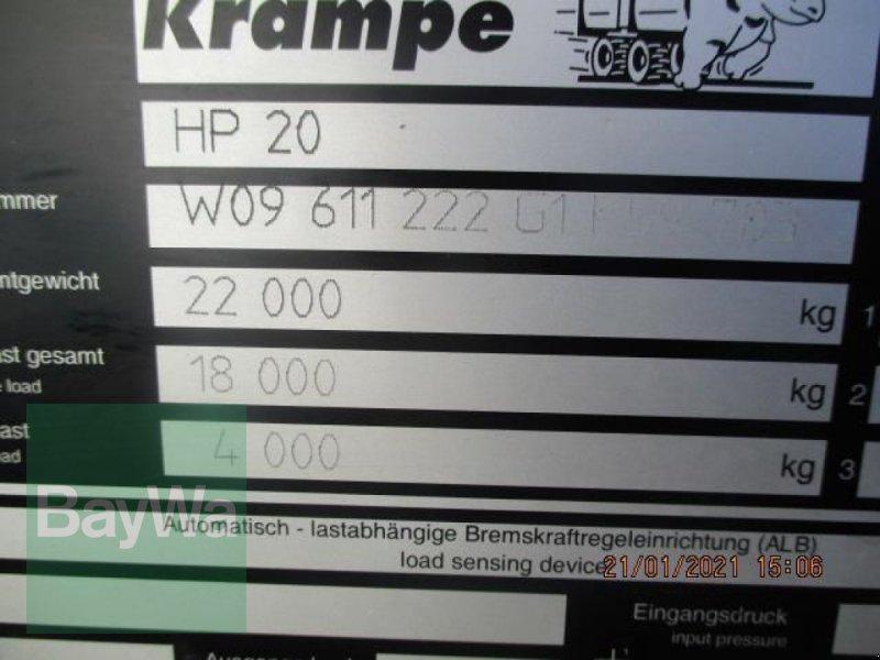 Wannenkipper typu Krampe HP 20 Halfpipi   #518, Gebrauchtmaschine v Schönau b.Tuntenhausen (Obrázok 16)