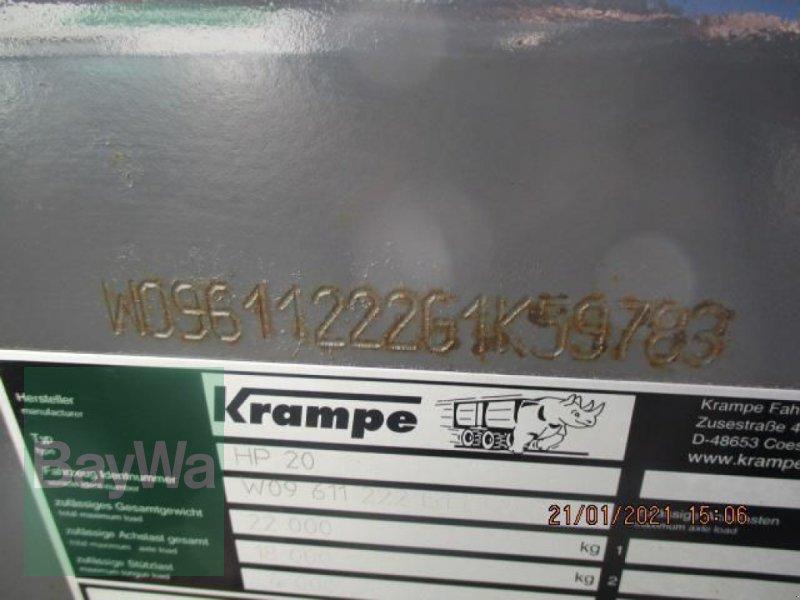 Wannenkipper typu Krampe HP 20 Halfpipi   #518, Gebrauchtmaschine v Schönau b.Tuntenhausen (Obrázok 15)