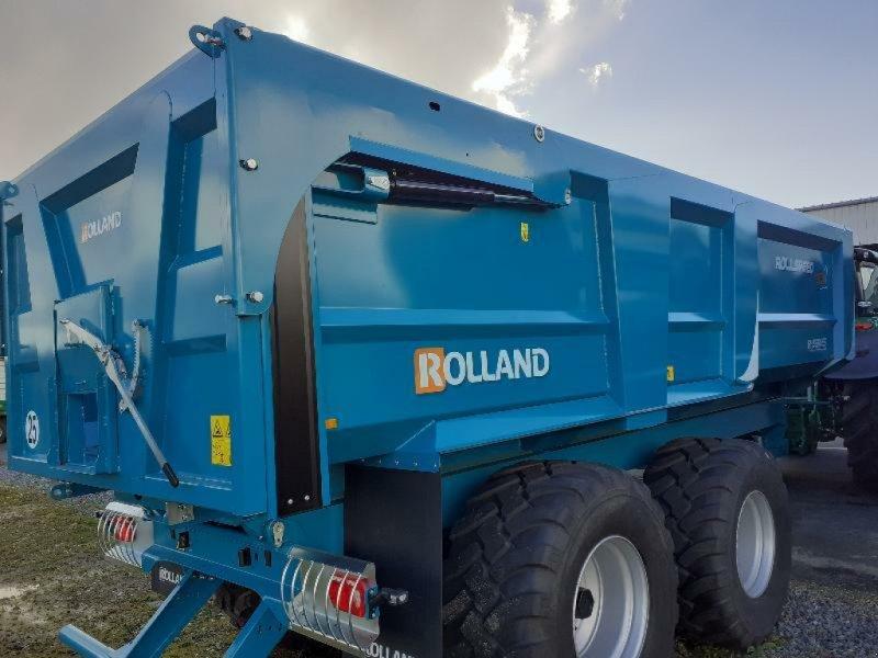 Wannenkipper типа Rolland Remorque benne agricole ROLLAND ROLLSPEED ROLL SPE, Gebrauchtmaschine в Pencran (Фотография 1)