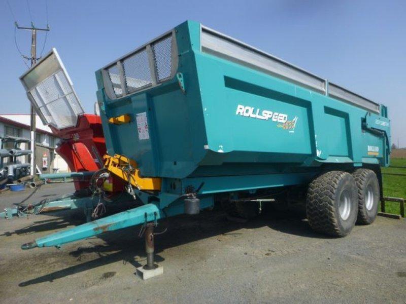 Wannenkipper des Typs Rolland RollSpeed 6835, Gebrauchtmaschine in Moulines (Bild 1)