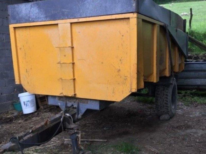 Wannenkipper a típus Sonstige R8, Gebrauchtmaschine ekkor: SAINT LOUP (Kép 1)