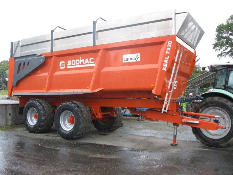Wannenkipper типа Sonstige Xeal 7330-50 TDS, Gebrauchtmaschine в BRECE (Фотография 1)