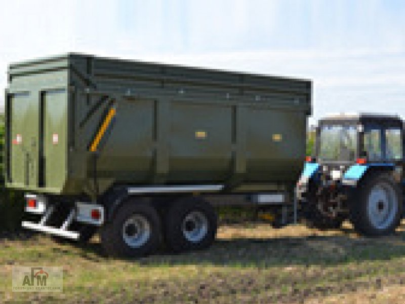 Wannenkipper des Typs Zavod Kobzarenka TSP 20, Neumaschine in Gotteszell (Bild 1)