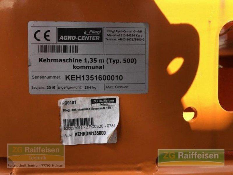 Waschmaschine tip Fliegl Kehrmaschine KEH 135, Ausstellungsmaschine in Steinach (Poză 2)