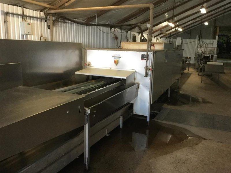 Waschmaschine tip Sonstige Briand PorreVaskelinje+Tapemaskine, Gebrauchtmaschine in Horsens (Poză 1)